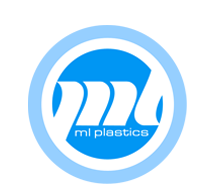 ML Plastics Logo